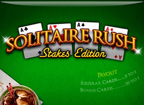 Solitaire Rush: Stakes Edition