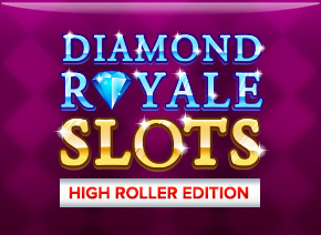 Diamond Royale Slots: High Roller Edition