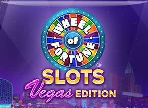 Wheel of Fortune® Slots: Vegas Edition