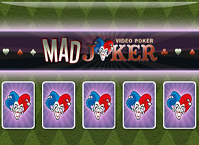 Mad Joker Poker